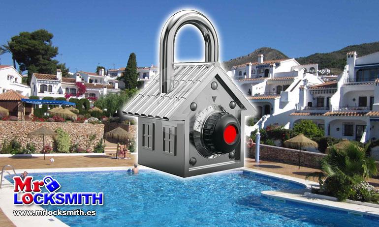 Home Security Experts, Costa del Sol - Mr Locksmith