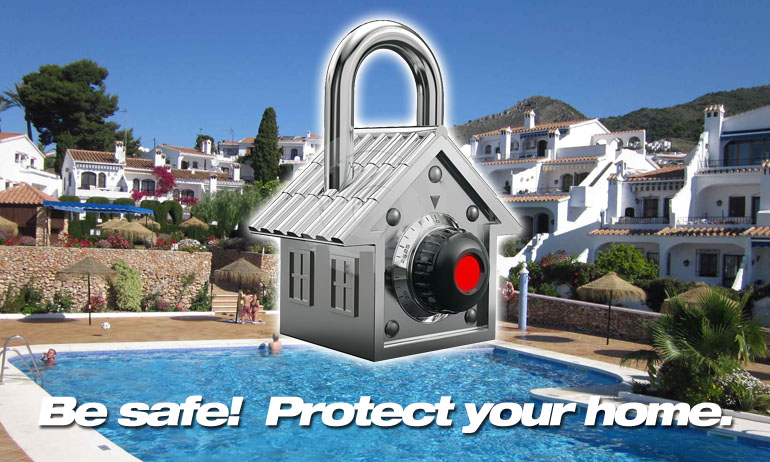 Home Security Experts on the Costa del Sol, Mr Locksmith